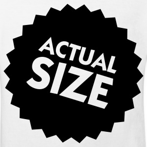 Actual Size! Shirts - Kids' Organic T-shirt