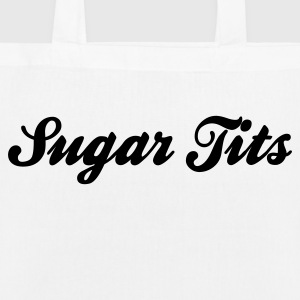 Sugar Tits Bags & Backpacks - EarthPositive Tote Bag