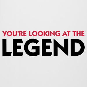 The legend is in front of you! Mugs & Drinkware - Beer Mug