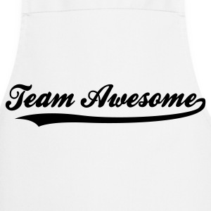Team awesome!  Aprons - Cooking Apron