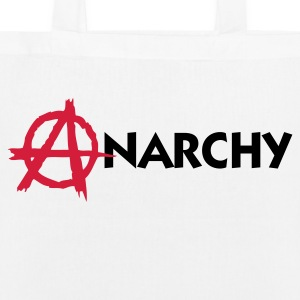 Anarchy! Bags & Backpacks - EarthPositive Tote Bag