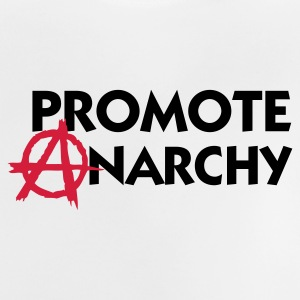 I promote anarchy! Shirts - Baby T-Shirt