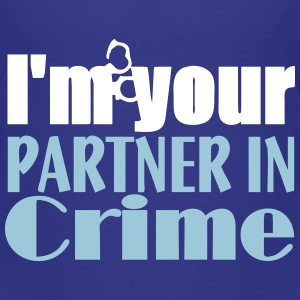 Partner In Crime T-Shirts - Kinder Premium T-Shirt
