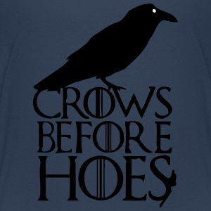 CROWS BEFORE HOES Tee shirts - T-shirt Premium Ado