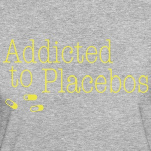 Addicted to Placebos T-Shirts - Women's Organic T-shirt