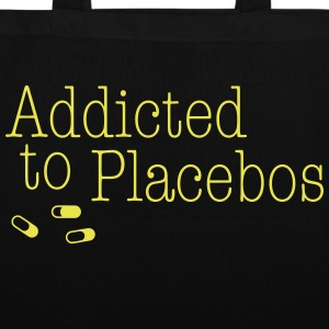Addicted to Placebos Bags & Backpacks - Tote Bag