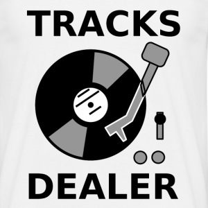 tracks dealer I T-Shirts - Männer T-Shirt