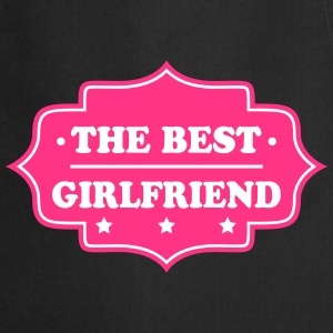 The best girlfriend 333 Delantales - Delantal de cocina