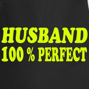 Husband perfect 333  Aprons - Cooking Apron