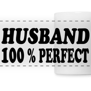Husband perfect 333 Mugs & Drinkware - Panoramic Mug