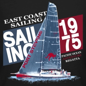 East Coast Sailing  T-shirts - Ekologisk T-shirt herr