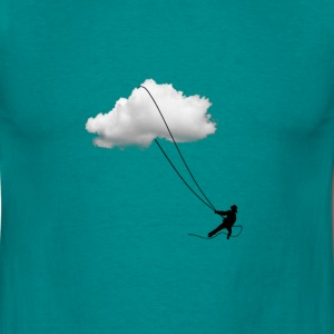 Dreams and clouds Lassoing T-Shirts - Men's T-Shirt