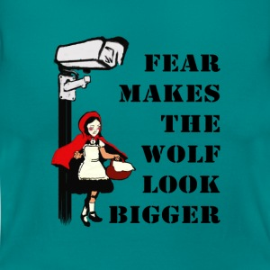 Monitoring stokes fear T-Shirts - Women's T-Shirt