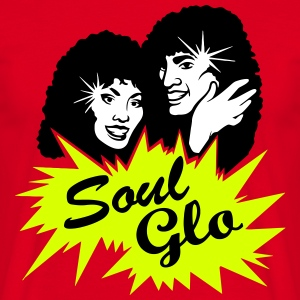 Soul Glo Afro Funk & Disco Tee shirts - T-shirt Homme