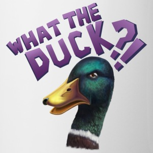 What The Duck?! Mugs & Drinkware - Mug