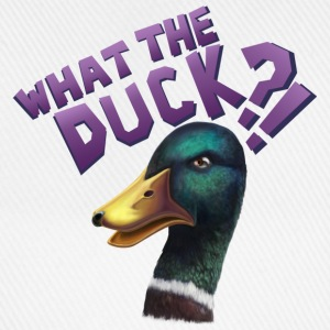 What The Duck?! Caps & Hats - Baseball Cap