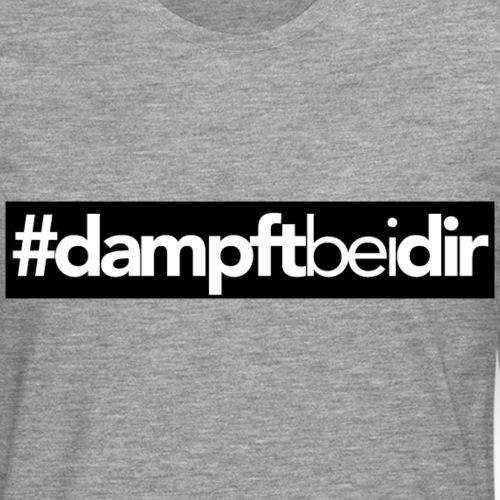 #dampftbeidir BLACK