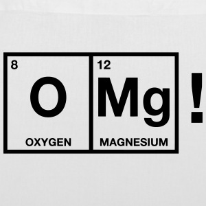 OMG periodic system Bags & Backpacks - Tote Bag