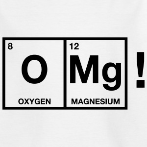 OMG periodic system Shirts - Kids' T-Shirt