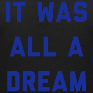 IT WAS ALL A DREAM Tee shirts - T-shirt col V Femme