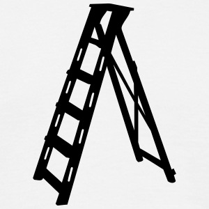 Ladder T-shirts - Mannen T-shirt