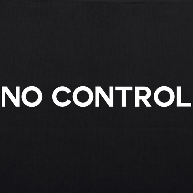 No Control Tote