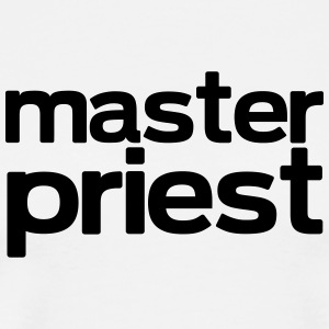 Master Priest - Men's Premium T-Shirt