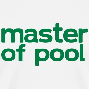 Master of Pool - Men's Premium T-Shirt
