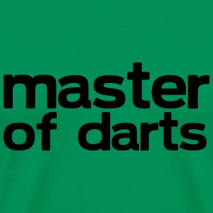 Master of Darts - Men's Premium T-Shirt