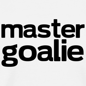 Master Goalie - Men's Premium T-Shirt