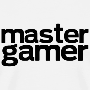 Master Gamer - Men's Premium T-Shirt