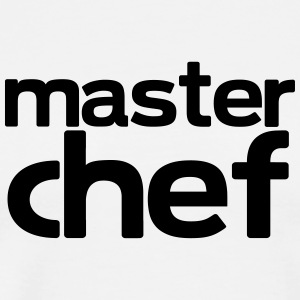 Master Chef - Men's Premium T-Shirt