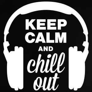 Headphones keep calm and chill out Shirts - Baby T-Shirt