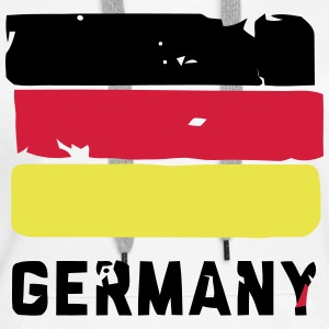 Germany Hoodies & Sweatshirts - Women's Premium Hoodie