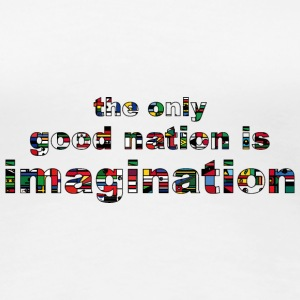 Imagination - Women's Premium T-Shirt