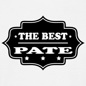 The best pate 111 T-shirts - Mannen T-shirt