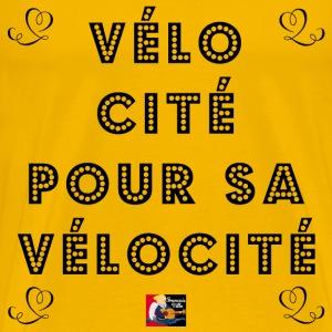 VÉLO CITÉ pour sa VÉLOCITÉ - Jeux de Mots Francois