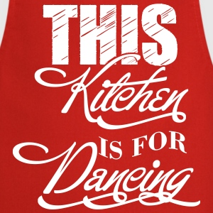 This kitchen is for dancing Forklæder - Forklæde