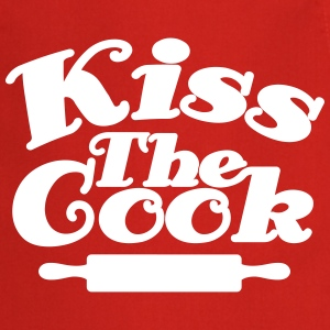 Kiss The Cook Forklæder - Forklæde
