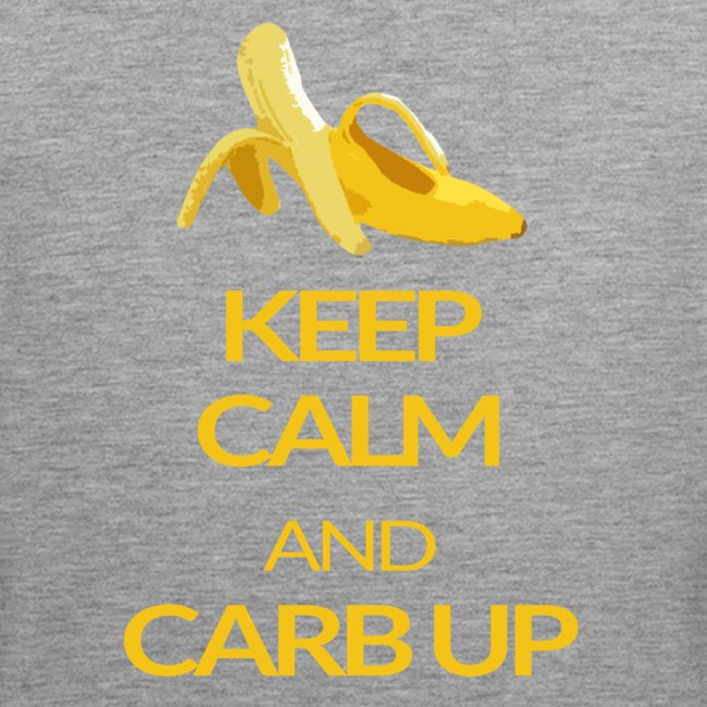 KEEP CALM and CARB UP boys