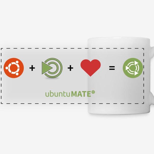 Ubuntu MATE Lurve Mug