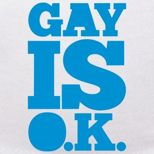 GAY IS OK - SCHWUL IS OK Kuscheltiere - Teddy