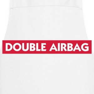 Dual air bags  Aprons - Cooking Apron