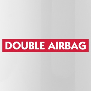 Dual air bags Mugs & Drinkware - Water Bottle