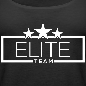 Elite Team Tops - Frauen Premium Tank Top