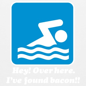 I've found bacon! Tanktops - Mannen Premium tank top