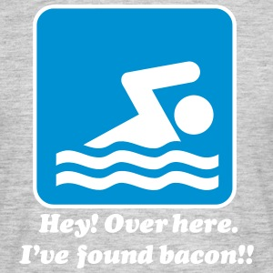 I've found bacon! T-shirts - T-shirt herr