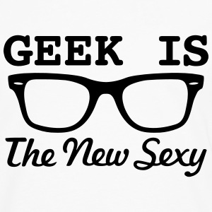 GEEKS ARE SEXY! Long sleeve shirts - Men's Premium Longsleeve Shirt