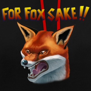 For Fox Sake!! Sweat-shirts - Sweat-shirt contraste