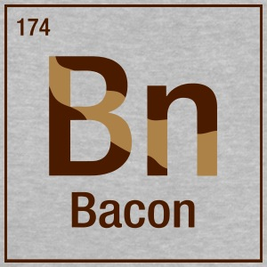 Bacon periodic table Shirts - Baby T-Shirt